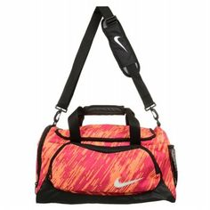 I love that color combination. Nike Sports Bag, Nike Soccer Bag, Nike Gym 3f32cdbd0c