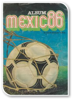 Album Mexico 1986 (Uruguay Edition) Album, Fifa World Cup, Mexico, Soccer Ball, Picture Cards, Uruguay, Magick, Soccer, Football