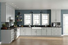#WOLFDesigner Offers Nine Wood Species More Than 48 #cabinet Door Styles  And 90 Finish