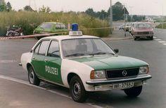 Germany - 1976 Opel Ascona, Wiesbaden