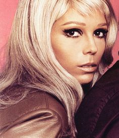 Listen to music from Nancy Sinatra like These Boots Are Made for Walkin', Summer Wine & more. Find the latest tracks, albums, and images from Nancy Sinatra. Nancy Sinatra, Fancy Makeup, Retro Makeup, Beautiful Young Lady, Beautiful Women, Sixties Fashion, Face Expressions, Badass Women, Female Singers