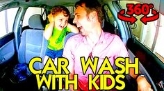 I took my kids to a automatic car wash and I turned on my 360 camera while we were going through the car wash tunnel. In this 360 video you can see how my kids reacted going through the drive through car wash and how this car wash works.  Subscribe for more video: https://www.youtube.com/lanevids?sub_confirmation=1  Support us by shopping through Amazon:  USA: http://ift.tt/2r1swY7  UK: http://ift.tt/2rAqOtN  German: http://ift.tt/2r1enKr  Spanish: http://ift.tt/2rAAdSa  French…