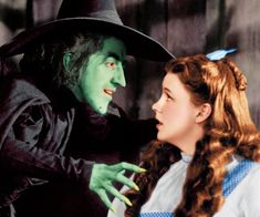 Dorothy & the wicked witch