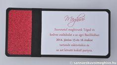 Vörös éjszaka 2 esküvői meghívó, meghívó, csillogó esküvői meghívó, vörös esküvői meghívó, piros esküvői meghívó, sannaeskuvoimeghivo, egyedi esküvői meghívó, wedding card