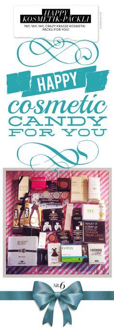 Kosmetik-Package Nr. 6 für dich!
