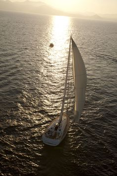 To own or spend a significant amount of time on a beautiful sailboat:)