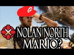 Nolan North to play every video game character ever!  (Gotta be halfway there already....)