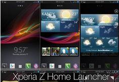 El launcher del Sony Xperia Z ya disponible para muchos dispositivos Android http://www.xatakandroid.com/p/89519