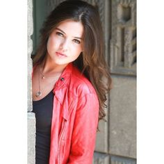 Danielle Campbell ❤ liked on Polyvore featuring danielle campbell and people