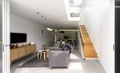 Cosgriff House by Christopher Polly Architect | HomeDSGN, a daily source for inspiration and fresh ideas on interior design and home decoration.
