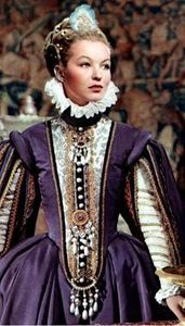 Marina Vlady en princesse de Clèves (film de 1961)
