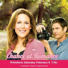 CHANCE AT ROMANCE! :)