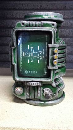 Pip-Boy 3000 RAW CAST by RPGCreations on Etsy