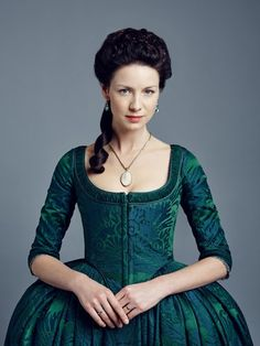 Outlander Claire Fraser Season 2 Official Picture - Outlander 2014 TV Series Photo (39420179) - Fanpop