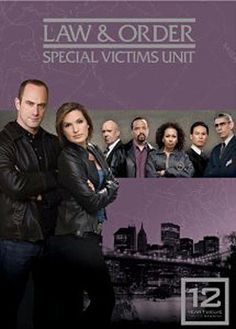 Law & Order: Special Victims Unit - The Twelfth (12) Year (Boxset) DVD Movie http://www.inetvideo.com/collections/inetvideo-law-and-order-videos-on-dvd