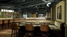 Studio Modijefsky pays homage to the Dutch textile industry with a restaurant design - News - Frameweb