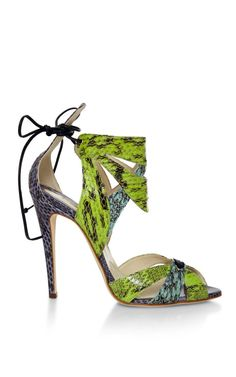 I want to wear these with everything I own this summer.  @Brian Atwood via @Moda Operandi