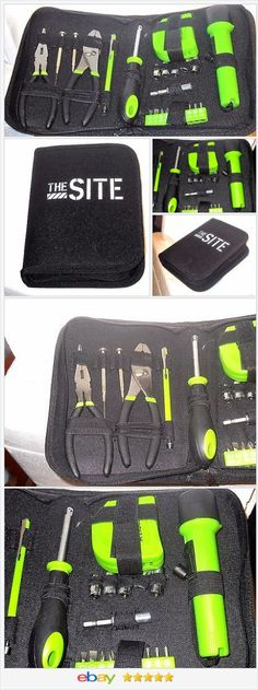 Tool Kit in zippered case for Handyman Fathers Day  50% OFF #EBAY http://stores.ebay.com/JEWELRY-AND-GIFTS-BY-ALICE-AND-ANN