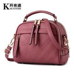 b11ae58956 KLXB Top Zip Crossbody Handbag for Girls