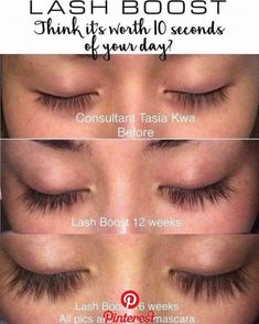 took Tasia 10 seconds to apply this awesome lash serum just before weeks later BAM REAL lashes!It took Tasia 10 seconds to apply this awesome lash serum just before weeks later BAM REAL lashes! Longer Eyelashes, Fake Eyelashes, Long Lashes, False Lashes, Ardell Lashes, Lashes Grow, Rodan Fields Lash Boost, My Rodan And Fields, Rodan And Fields Business
