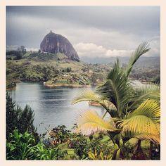 El Peñol, Colombia. @caromube
