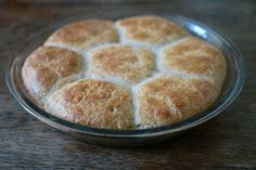 Gluten-free dinner rolls from  Food52 by Shauna James Ahern