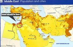 """❥ Publishing Giant Harper Collins Omits Israel From Atlas So Muslims Won't Be Offended~ Harper Collins has done more than simply remove a name to appease Muslims. By removing the name of Israel from their atlas, they boldly declare their belief that Israel does not have the right to exist and that they agree Israel should be literally """"wiped off the map"""" as Iran constantly reaffirms. DID YOU KNOW? Harper Collins also publishes the Satanic Bible by Anton LaVey. Now isn't that interesting..."""
