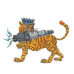 3D Tiger Spark Plug Metal Wall Art Vintage Metal Wall Art | Etsy Spark Plug, Vintage Metal, Metal Wall Art, Tigger, Bowser, Disney Characters, Fictional Characters, 3d, Unique Jewelry