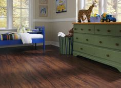 Summer Island Teak Click Vinyl $1.99 sq ft (+ stair nose)