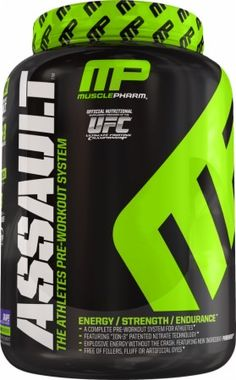 Assault by MusclePharm - Bodybuilding.com - Lowest Prices!