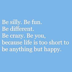 Be silly! Be different! Be happy! Happy Friday people!  Wishing you all a great weekend ahead! Love your life and live it to the full! - #namaste #beautifulleggings #leggingsoftheday #leggingslove #quoteoftheday #quotesofinstagram #yogatime #yogafun #yogalove #feelbeautiful #wearleggings #womenempowerment #womensfashion #fashionist - http://ift.tt/2oOeCTF