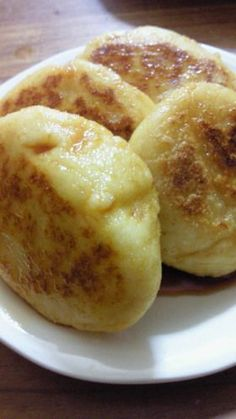 Low Carb Recipes, Diet Recipes, Healthy Recipes, Japenese Food, Cook Pad, Donuts, Cooking Bread, Low Carb Sweets, Japanese Sweets