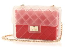 8043fe1ff771 TOYBOY jelly handbag is spoofing on CHANEL handbag. TOYBOY has been warmly  welcomed by ladies for its gentle and elegant design.Please confirm that  TOYBOY ...