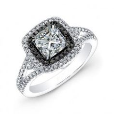 princess round cut halo diamond anniversary engagement ring unusual engagement rings review