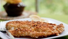Macadamia Crust for Fish or Poultry -- via Spoons Bistro & Bakery