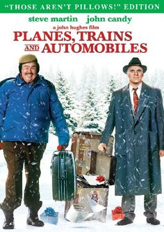 Planes, Trains and Automobiles (Perhaps the greatest Thanksgiving film of all time, and certainly the funniest!)