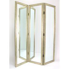 NISSEDAL Mirror combination white a Surrey Design Board