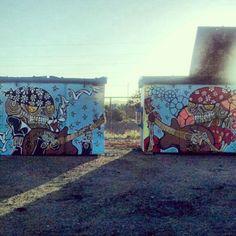 Street Art - Albuquerque, New Mexico