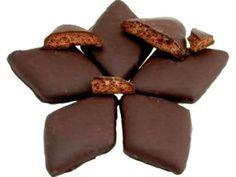 Mustacciuoli al cioccolato