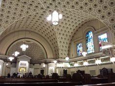 From @ItsAMajorPlus via Twitter at Corpus Christi Church #OHC2014