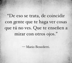 *Mario Benedetti*