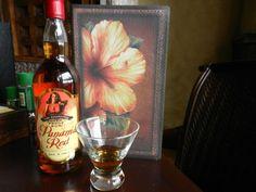 Panama Red Rum from Hemingway's Island Grill
