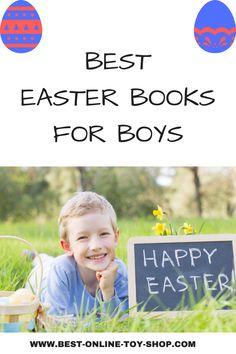 easter books for boys