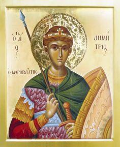 Orthodox Icons, Byzantine, Saints, Princess Zelda, Statue, Handmade, Painting, Fictional Characters, Image