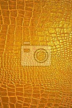 Fotobehang Golden dragon textuur