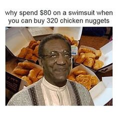 Fun fact Mcdonalds puts pink slime in their chicken nuggets and their ice cream cones contain plastic in them Chicken Nugget Meme, Chicken Nuggets, Funny Memes, Hilarious, Great Friends, Laughing So Hard, Laugh Out Loud, Funny Photos, The Funny