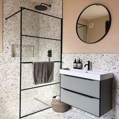 Fitted Bathroom, Small Bathroom, Family Bathroom, Terrazzo, Deco Studio, Timeless Bathroom, Bathroom Trends, Bathroom Ideas, Bathroom Collections