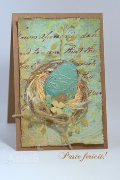 Easter Handmade Card