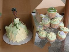 "Photo 3 of 9: Princess & the Frog / Birthday ""Princess Tiana & Jayla Party"" 