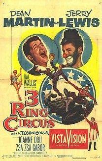 3 Ring Circus (1954 film)